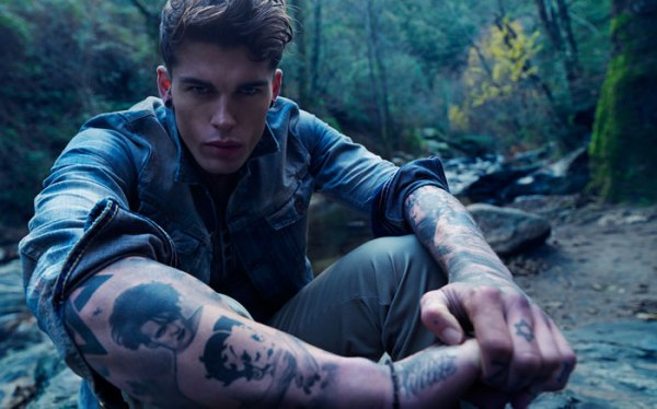 Stephen James Modern Gay