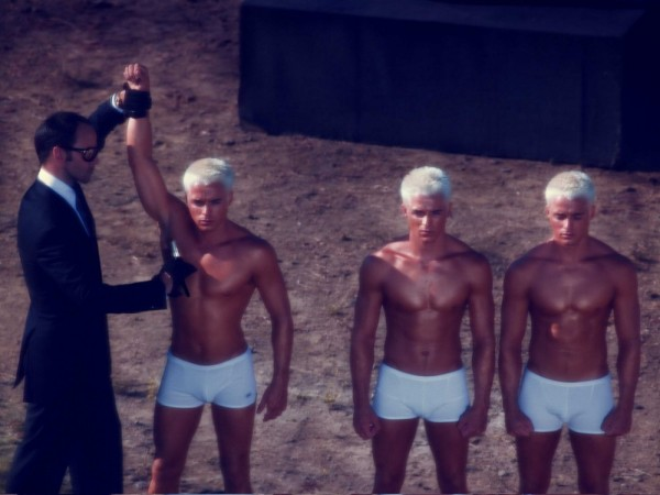 TOM FORD STEVEN KLEIN GAY VALLEY OF DOLLS