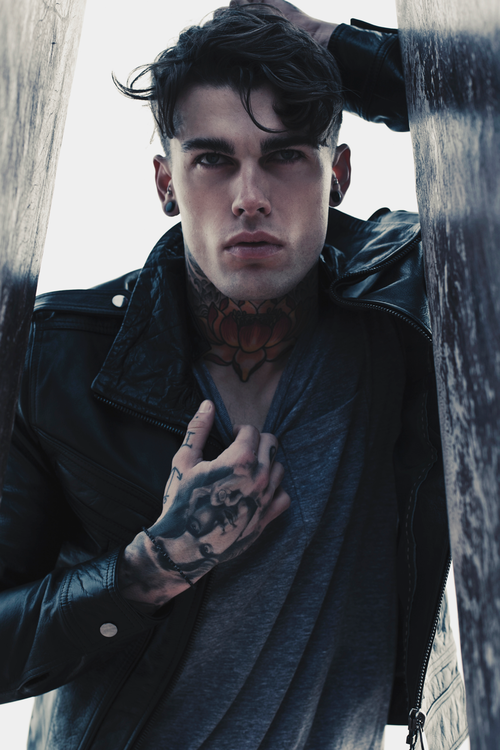 Stephen James model
