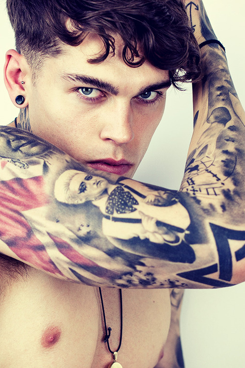 Stephen James Male Model