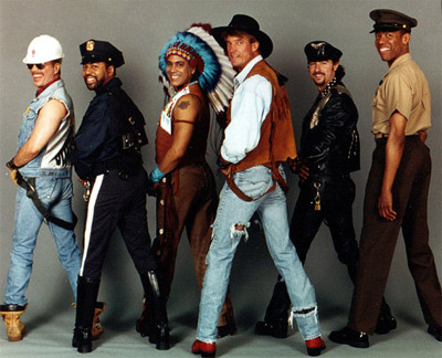 Village People Modern Gay