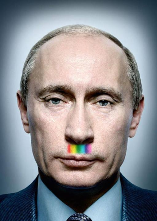 Putin Gay Russia Politics