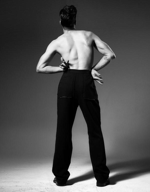 Modern Gay Facebook Profile Marcello Alvarez