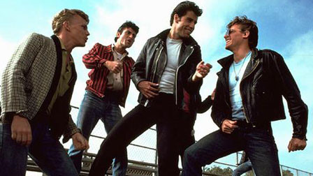 Grease John Travolta Modern Gay Movies