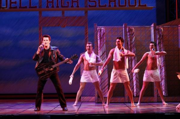 Grease Shirtless Boys Modern Gay Musical Sydney