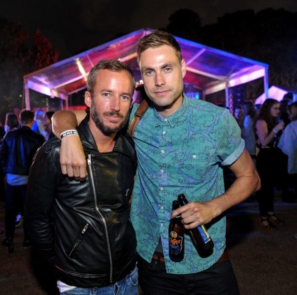 Mikey Nolan, Ryan Letman Modern Gay Party