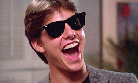 Tom Cruise Ray Ban Modern Gay