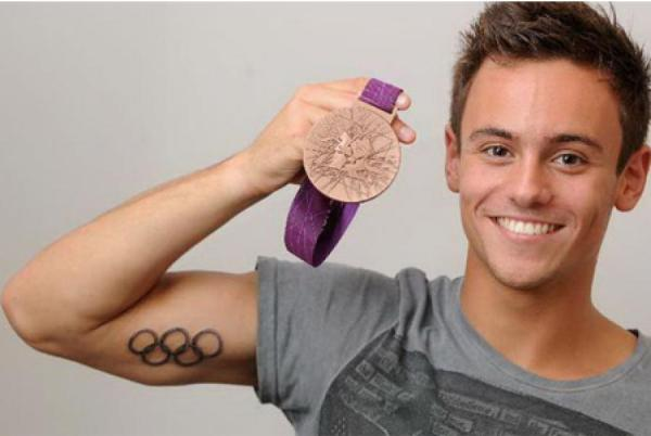 Tom Daley Comes Out