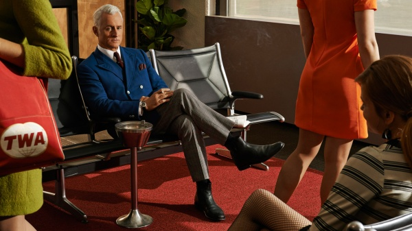 Roger Sterling Modern Gay Mad Men Television