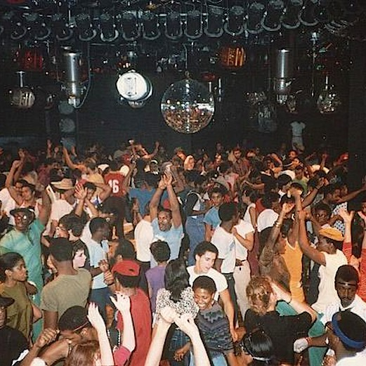 Paradise Garage Gay Blog Music