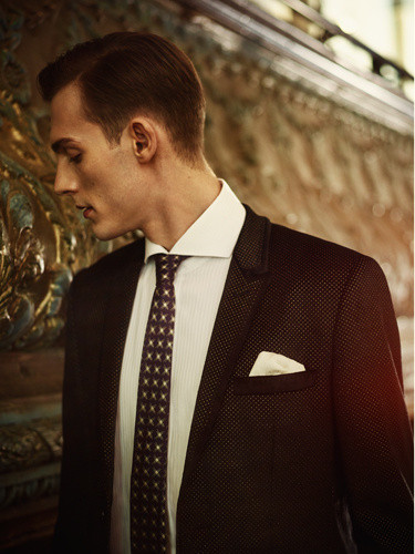 TED BAKER GAY STYLE TIE