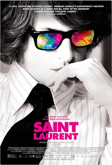 YVES SAINT LAURENT GAY MOVIE