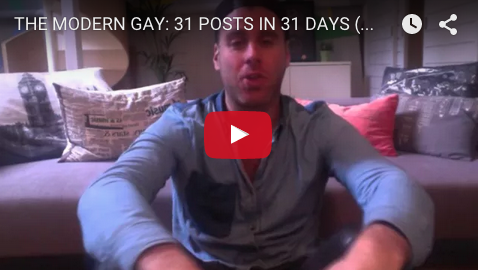 GAY VIDEO BLOG