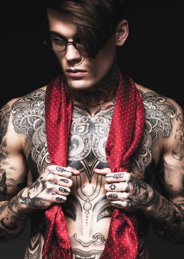 stephen james gay model