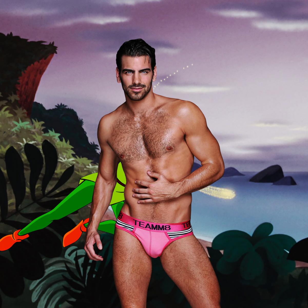 Nyle DiMarco Underwear