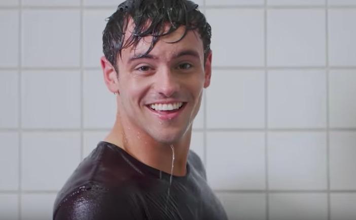 Tom Daley Sex Gay Shirtless Wet